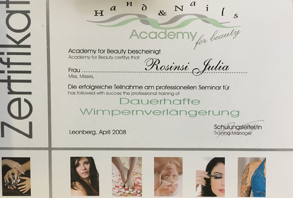 Hand & Nails Academy